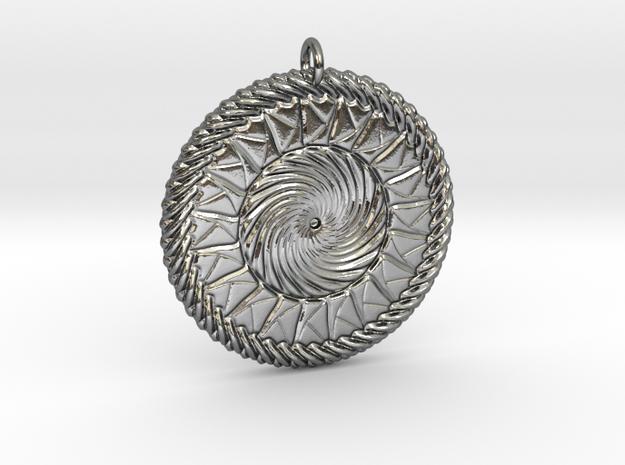 Calming Fusion Medallion