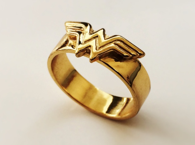 Wonder Woman ring - Bottle Opener band or regular