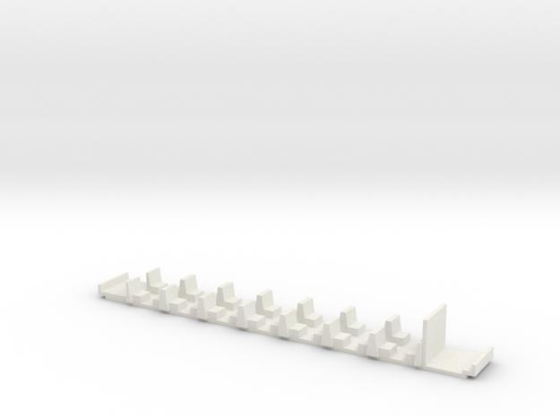 Interior for PC-B_2L in White Natural Versatile Plastic
