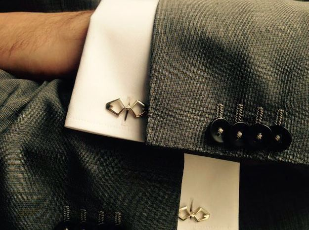 HEAD TO HEAD Again, Cufflinks