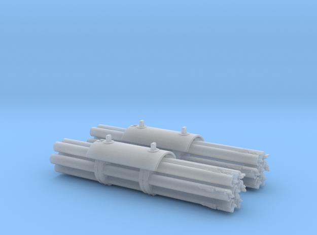 M158A1 Pair Rocket Pods 1/48 Scale (Unloaded)