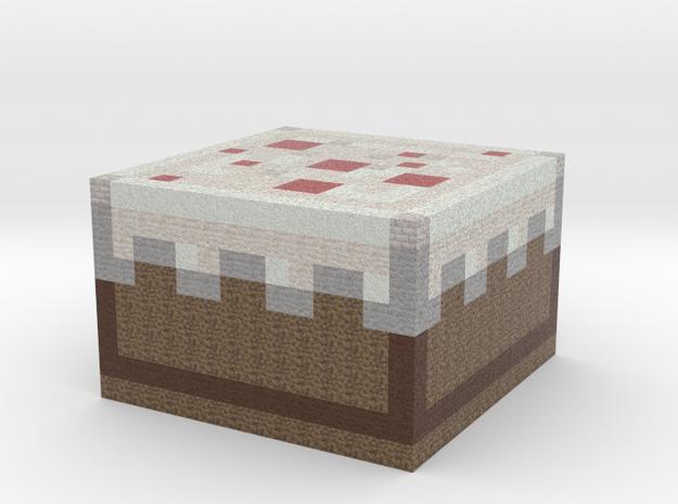 cake 3d printed
