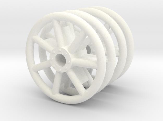 1:16 Panzer IV Idler Wheels Tubular/Welded/Early