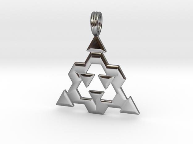 CUTBLOWN in Premium Silver