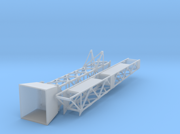 Large Cantilever FXD S Scale Build in Frosted Ultra Detail