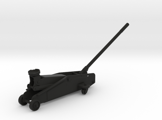 Hydraulic-Floor-Jack - 1/10 in Black Natural Versatile Plastic