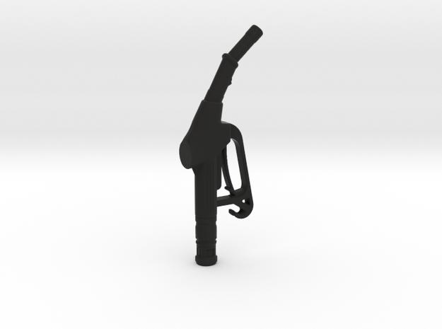 Fuel-Hose Type2 - 1/10 in Black Natural Versatile Plastic