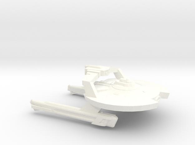 7k Trek Glorious in White Processed Versatile Plastic