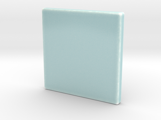 Celadon Selfie Wall Tile in Gloss Celadon Green Porcelain