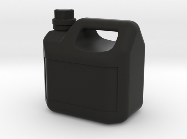 Petrol-Canister-5L - 1/10 in Black Strong & Flexible