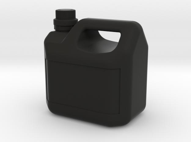Petrol-Canister-5L - 1/10 in Black Natural Versatile Plastic