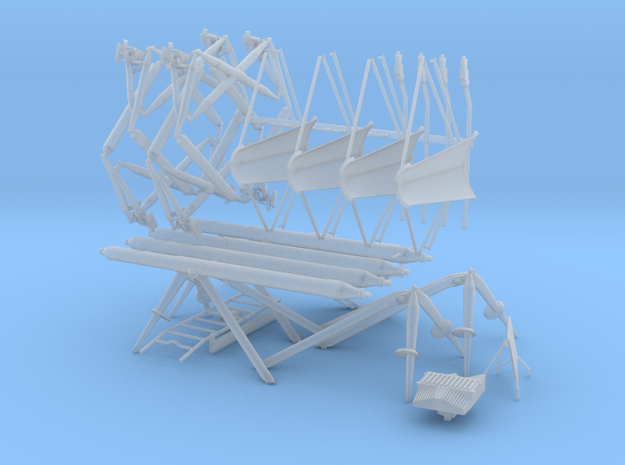 A11-FUD-Descent Stage-closed Or Simple MESA in Smooth Fine Detail Plastic