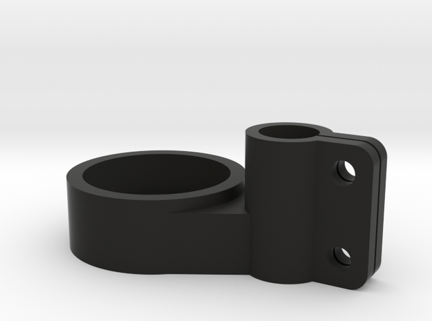 Anet a8 Z-axis stabilizer in Black Strong & Flexible