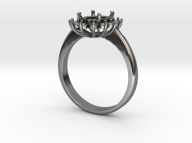 Princess lady ring