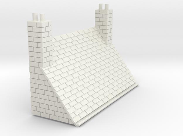 Z-87-lr-stone-l2r-level-roof-bc-nj in White Natural Versatile Plastic