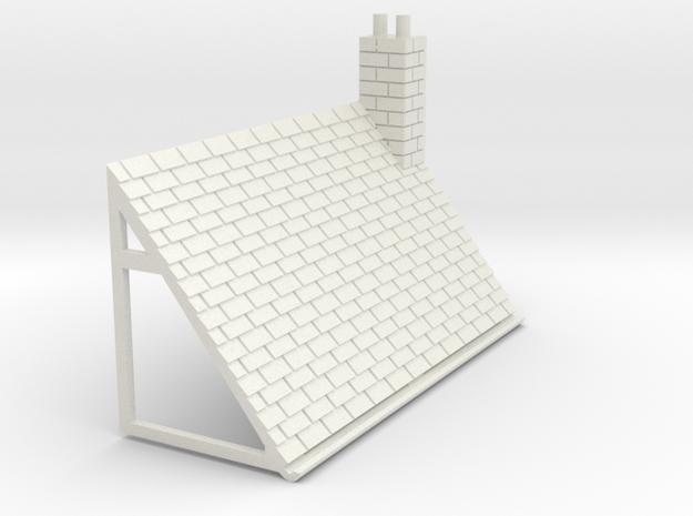 Z-87-lr-stone-l2r-level-roof-rc-lj in White Natural Versatile Plastic