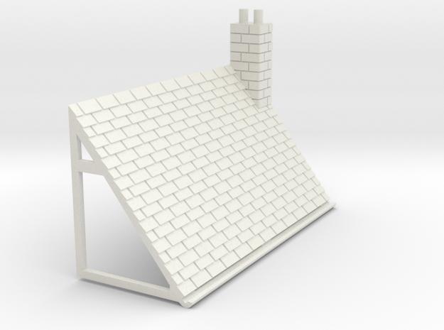 Z-87-lr-stone-l2r-level-roof-rc-bj in White Natural Versatile Plastic