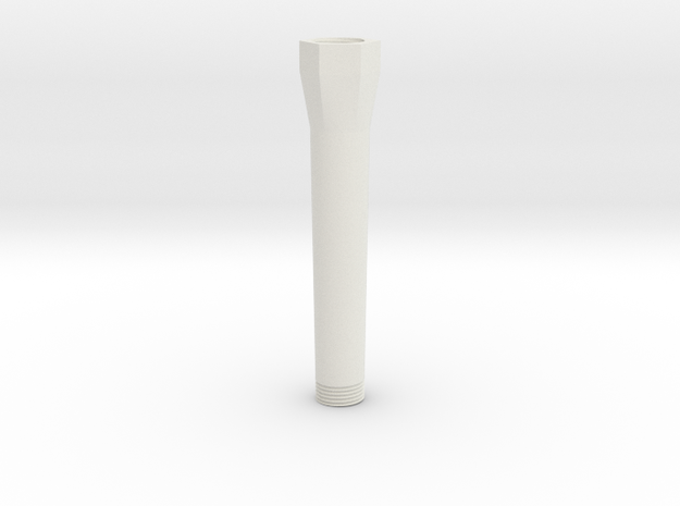 JC2HT Long Necked in White Strong & Flexible