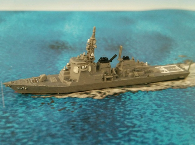 1/2000 JS Kongō-class destroyer in Smooth Fine Detail Plastic