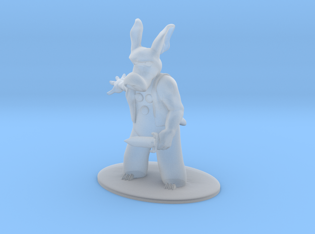 Cerebus the Aardvark Miniature in Frosted Ultra Detail: 1:60.96