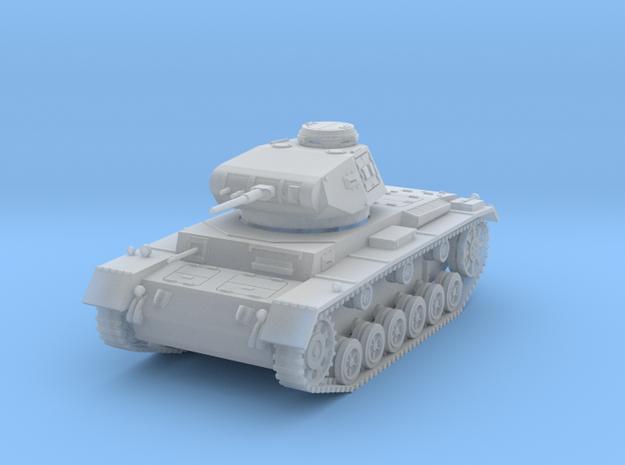 PV154C Pzkw IIIF Medium Tank (1/87)