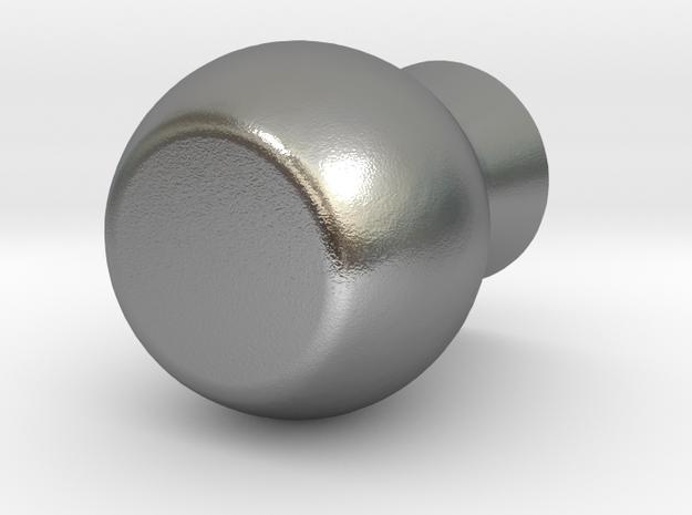 花瓶 in Raw Silver