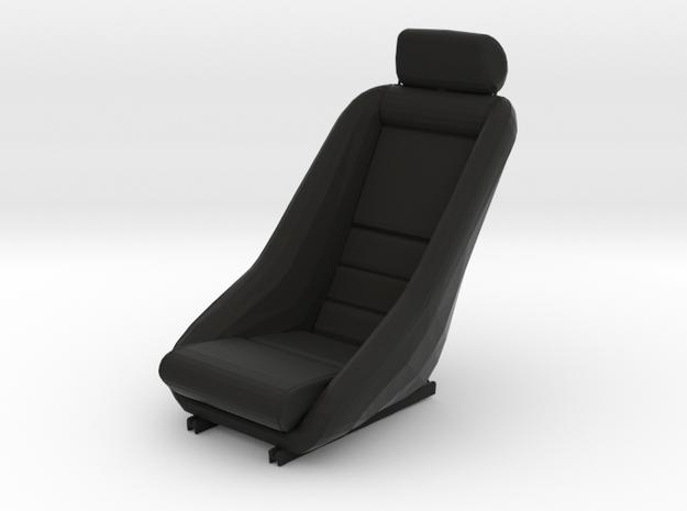 Seat Youngtimer 70´s - 1/10 in Black Natural Versatile Plastic