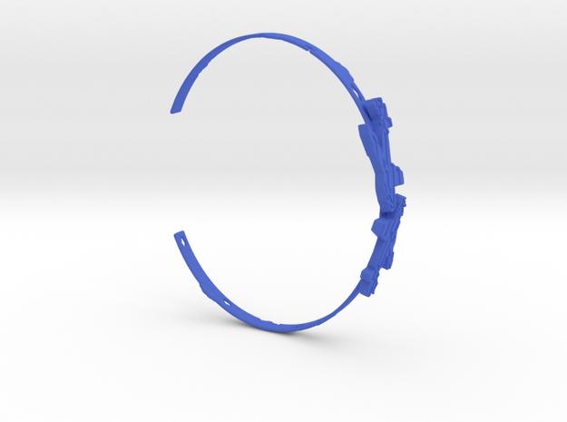 FLY in Blue Processed Versatile Plastic