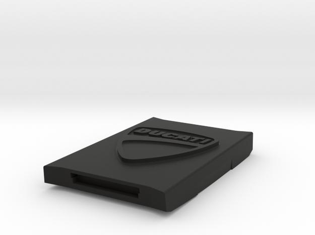 Abdeckung Garmin in Black Natural Versatile Plastic