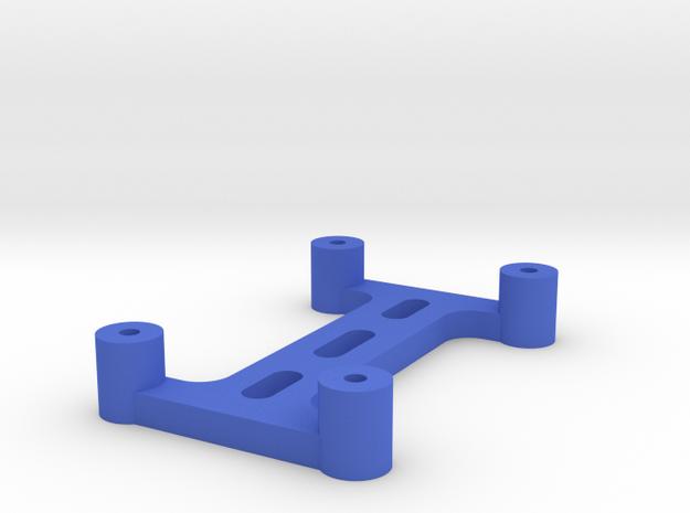 Compact Marcduino 1.5 Mount in Blue Processed Versatile Plastic