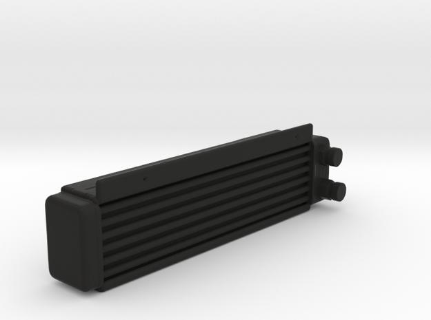 Oil Cooler - 1/10 in Black Strong & Flexible