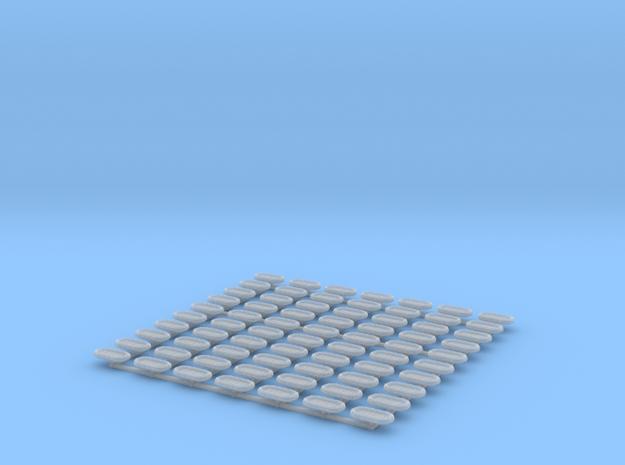 1/500 RN WW2 10ft x 5ft Carley Floats (70)