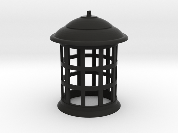 1/6 Scale TARDIS Lamp w/ Bottom Hole v.2