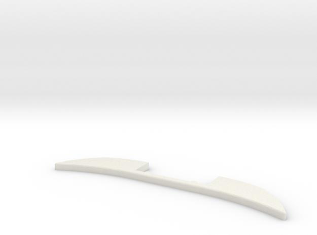 Renfort Mosler MiniZ in White Strong & Flexible