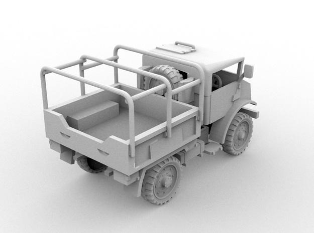 Chevrolet CMP C15A Cab No.13 GS(1:56 Scale) 3d printed