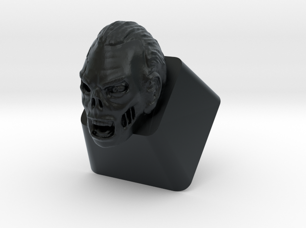Zombie Cherry MX Keycap in Black Hi-Def Acrylate
