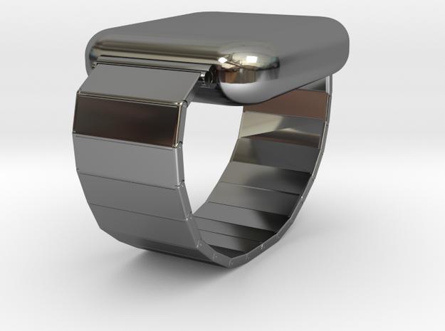 SOL E' Watch in Premium Silver