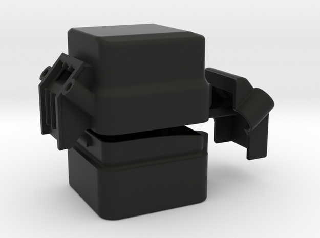 Receiver Box 2 [Assembly] in Black Strong & Flexible