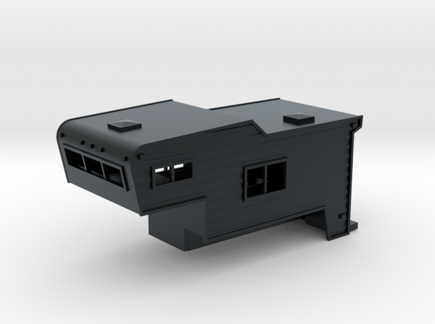 HO-Scale (1/87) Slide-in Camper