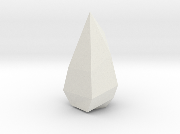 Low poly Crystal