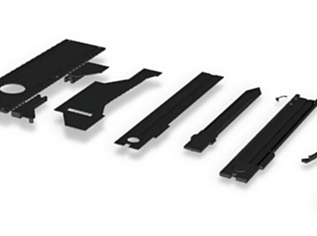 Hidden Blade DAOTF (Cosplay) V7.3 BETA 3d printed