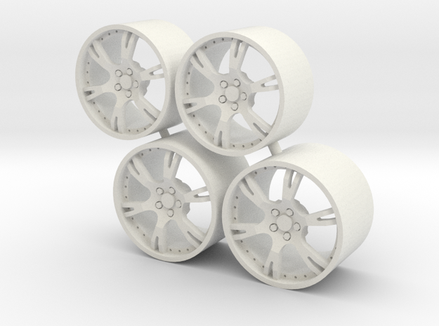 Set Wheels 6 Sporz² V2 MOD 2