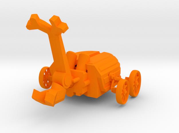 PJ in Orange Strong & Flexible Polished