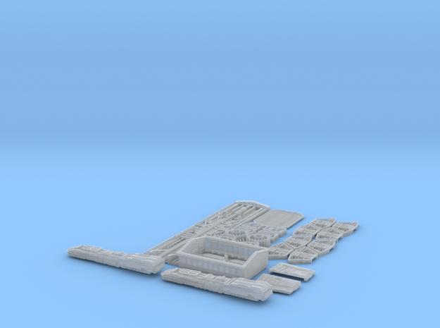 1/2256 Revell Venator Full Set Part 2