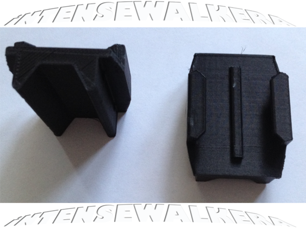 GoPro Ski Pole mount Small Fixed V3 3d printed GoPro Skipole mount Small Fixed
