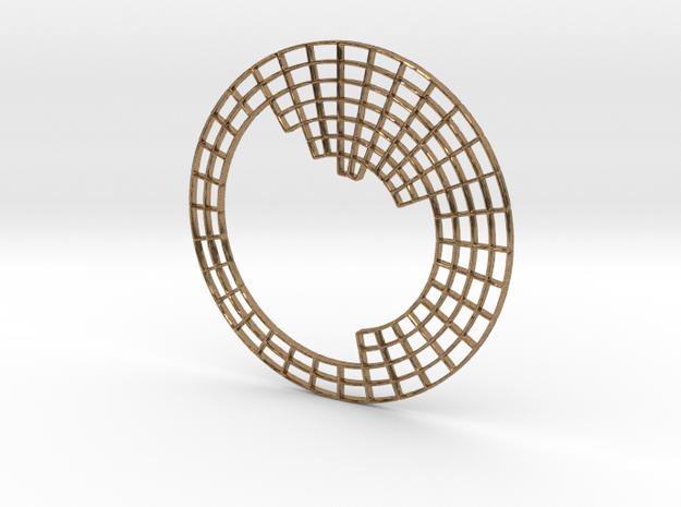 Circular Periodic Table pendant