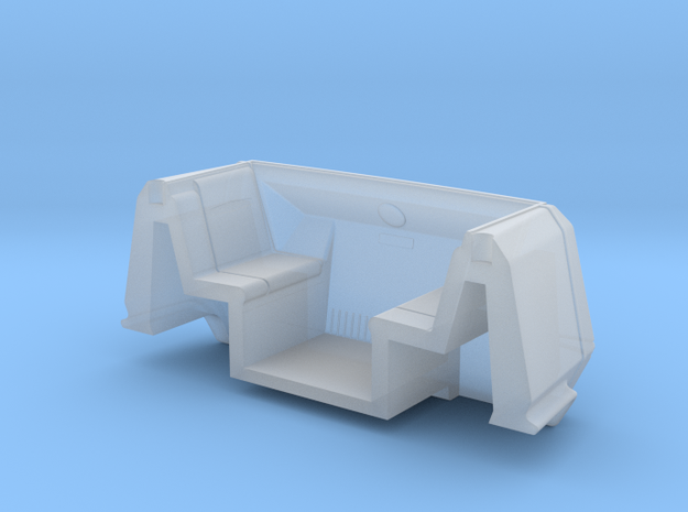 Peoplemover Half 2 in 1:24 in Frosted Ultra Detail