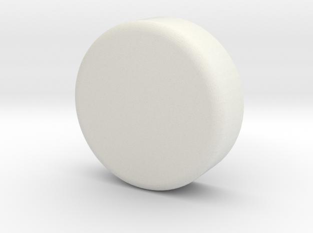 OT-GC-02 in White Natural Versatile Plastic