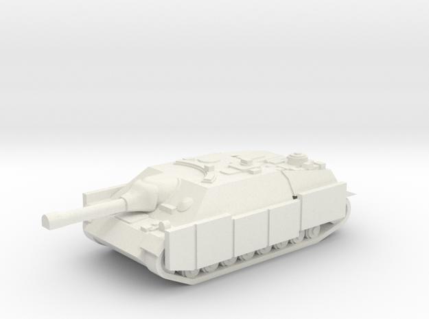 Jagdpanzer IV  in White Natural Versatile Plastic