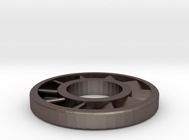 Turbo Spinner in Stainless Steel